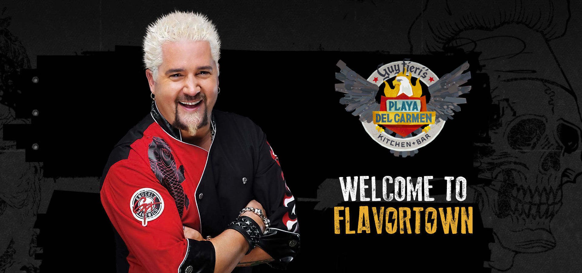 Permalink to: Welcome to Flavortown
